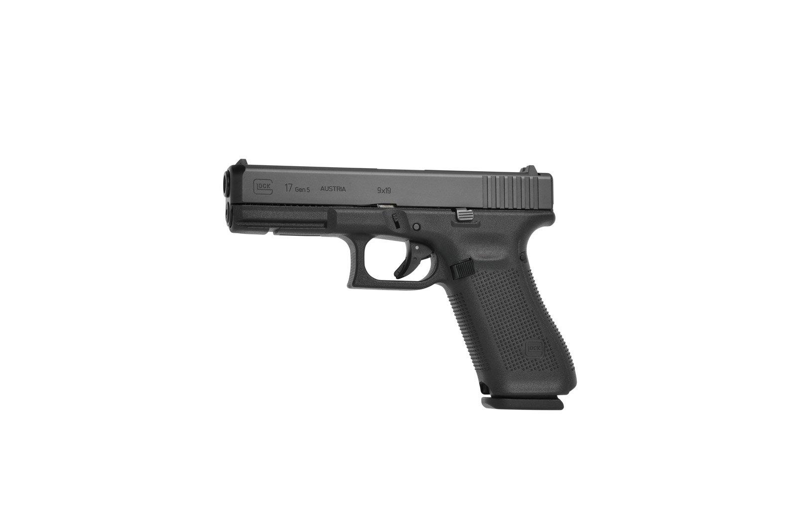 Glock 17 Gen 5 - 9mm (Fixed Sights)