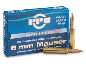 PPU 8x57 Mauser 198gr