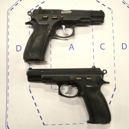 CZ 85B - Surplus Shooter grade - 9mm