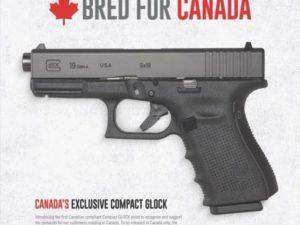 Glock 19 - Gen 4 - Maple Leaf Edition