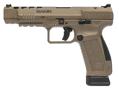 Canik TP9 SFX - 9mm Pistol - FDE
