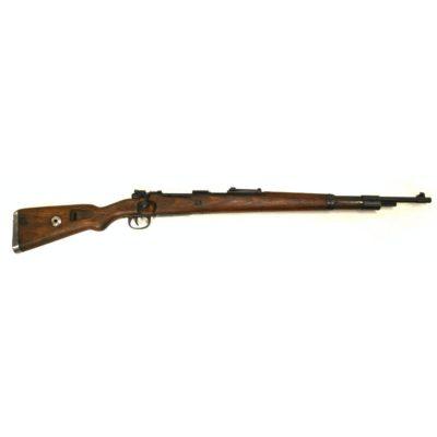 """Russian Capture German Mauser 98K Rifle - Late War """"kreigs model"""" (17858)"""