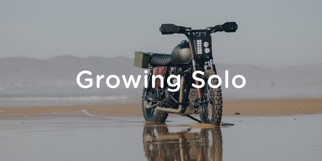 growing-solo