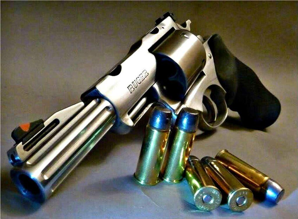 Badass Handguns