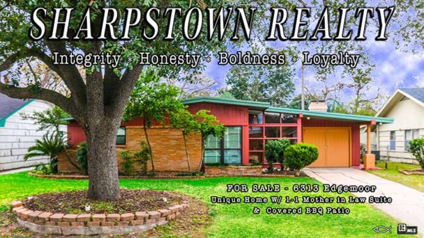 sharpstown home for sale at 6313 Edgemoor