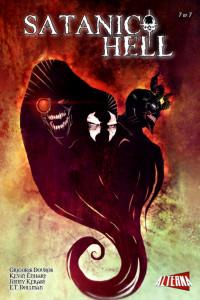 Satanic Hell #7 cover Alterna Comics