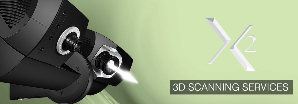 Structured Light 3D Scanner