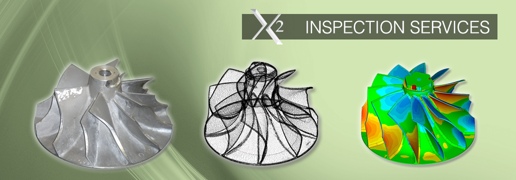 3D Impeller Aerospace Industry