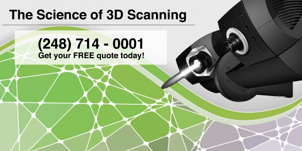 3D scanning services michigan