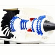 3D Print Jet Part
