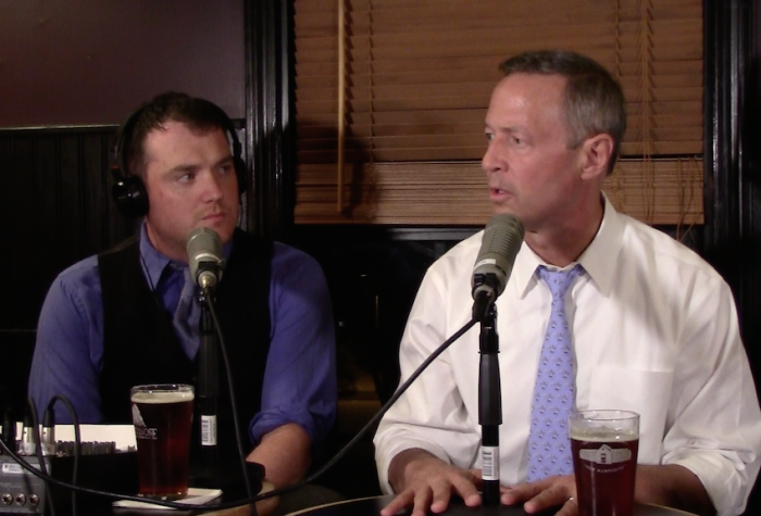 Pints and Politics with Gov Martin O'Malley Short Cut