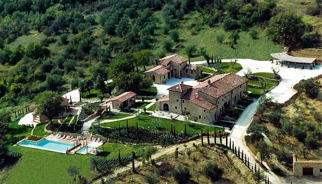 residence in Toscane