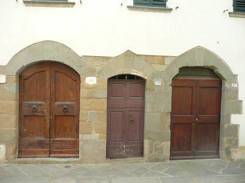 15de eeuwse woningen