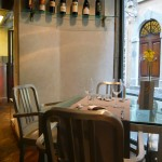 Eten in Firenze: Restaurant – enotheek Gustavino