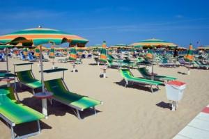 spiaggia Forte dei Marmi