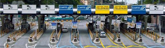 betaalstation autosnelweg