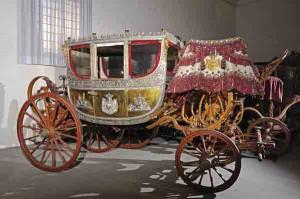 museo delle carrozze Piazza Pitti Firenze