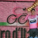 De Giro d'Italia 2013 met aankomst in Florence