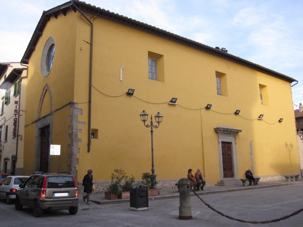 Kapel Madonna della piazza