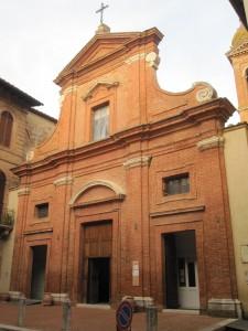kerk SS. Pietro e paolo