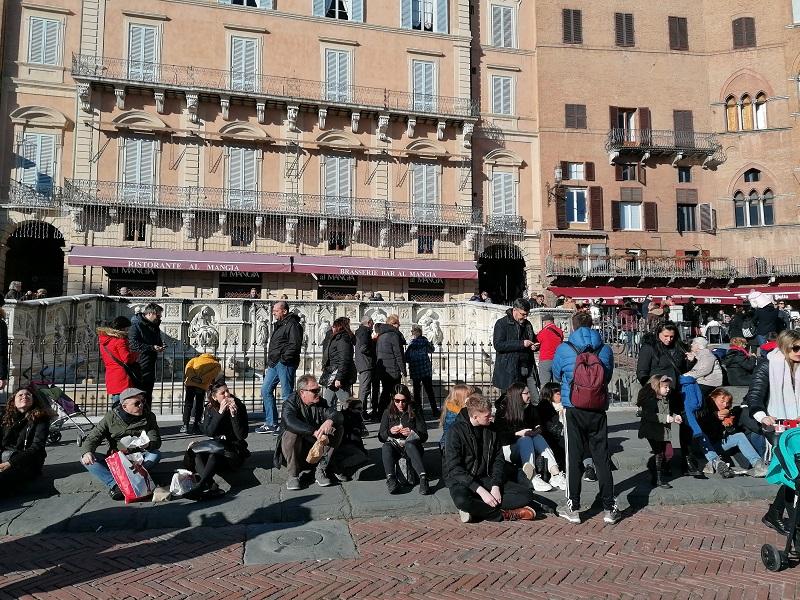 Siena Fonte Gaia