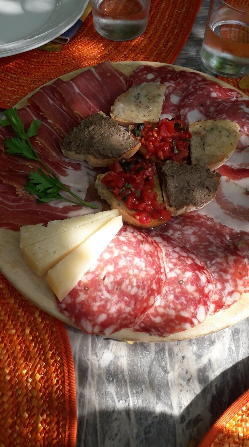 restaurant oltre il giardino Panzano in Chianti