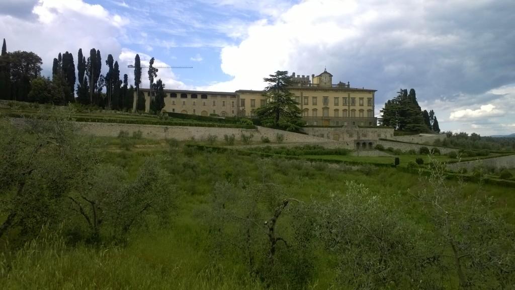 Wijnkasteel Torre a Cona