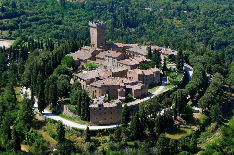 kasteel van Gargonza