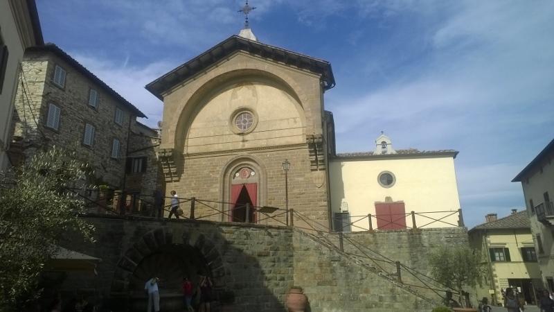 Kerk Propositura di San Niccolò