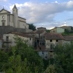 Het spookstadje Castelnuovo dei Sabbioni