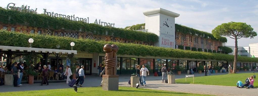 pisa-luchthaven