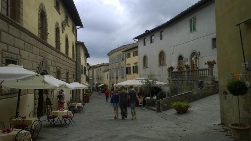 centrum Castellina in Chianti
