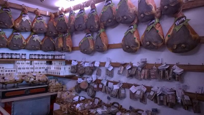 Antica Macelleria Falorni Greve in Chianti