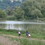 Fietsen van Chiusi naar Arezzo in de vallei van de Chiana