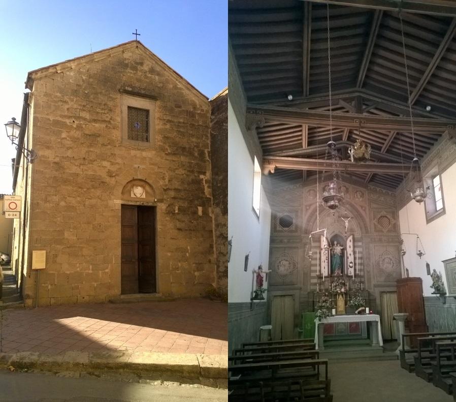 Chiesa dei Santi Giacomo e Cristoforo Bolgheri (450x800)