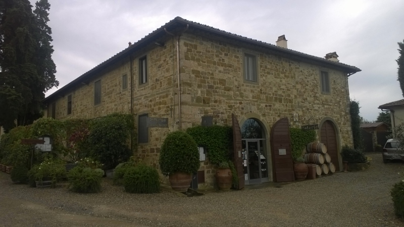 Osteria di Passignano