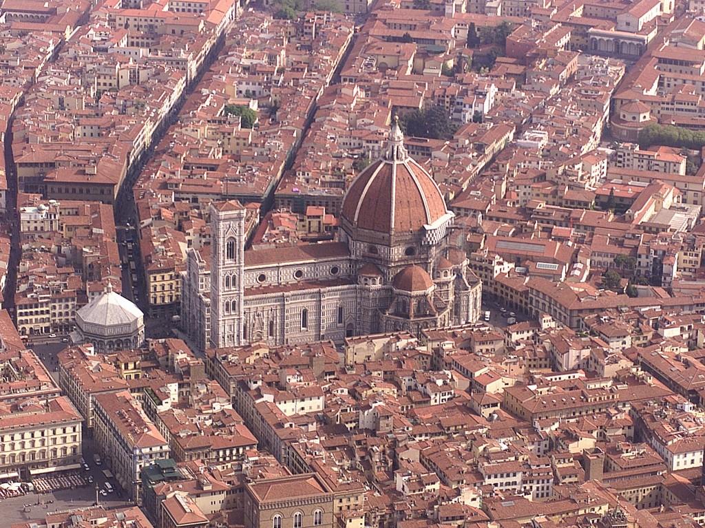 luchtfoto Firenze