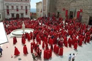 Opnames in Montepulciano