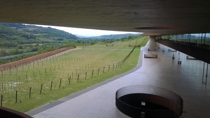 Wijnkelders Cantina di Antinori