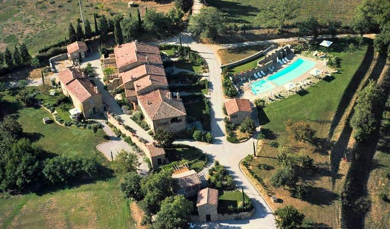 Piccolo Borgo Gagnoni panoramisch