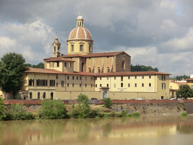 de kerk San Frediano in Cestello