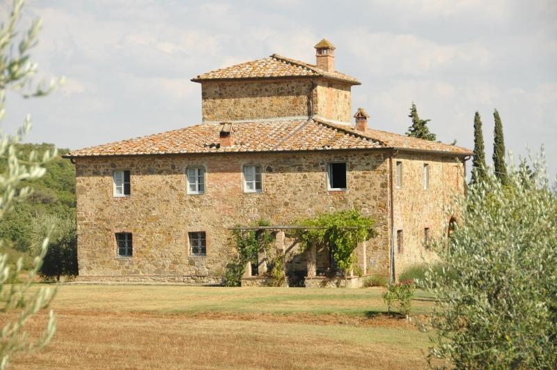 De prachtige 18de eeuwse villa Gagnoni