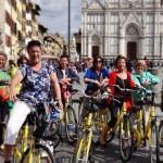 Firenze bezoeken per fiets