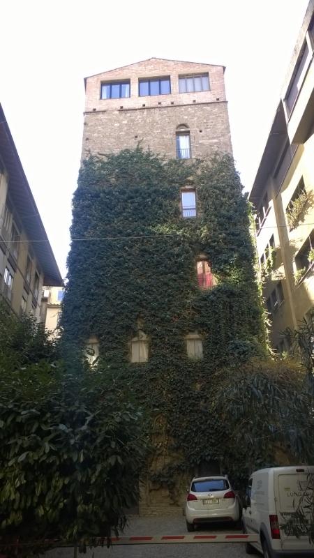 De middeleeuwse toren Torre dei Belfredelli