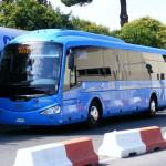 De bus nemen in Toscane