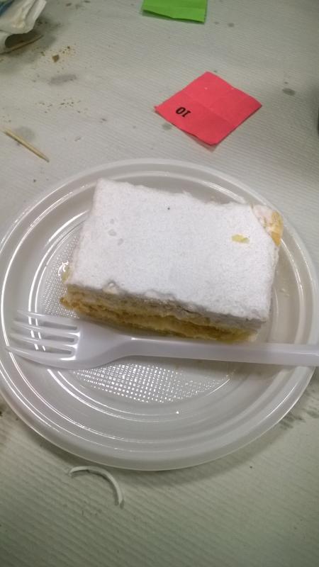 dessert millefoglie