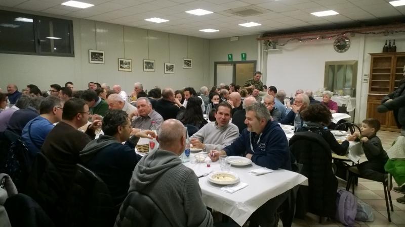 maaltijd everzwijnenjacht Toscane