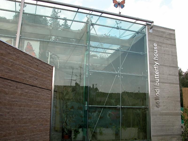Het vlinderhuis