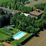 Agriturismo Case Sant'Anna nabij Cortona
