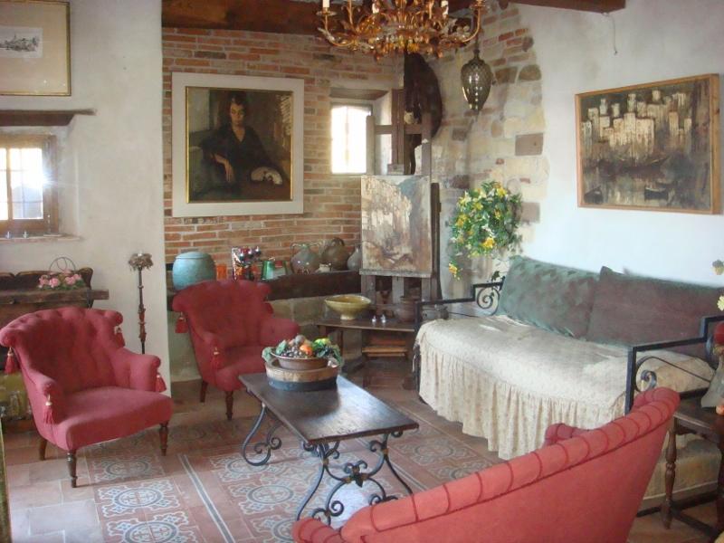 zitkamer appartement Fontana